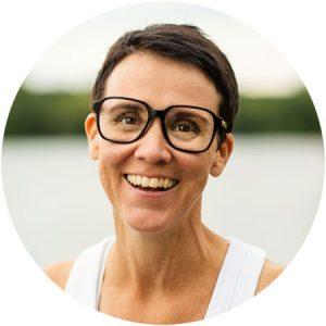 Portrait von Sandra Stürmer