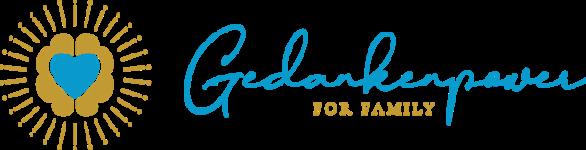 Gedankenpower for Family Logo in Handschrift